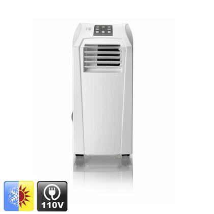Ar Condicionado Portátil Elgin 9.000 Btu / h Quente e Frio - 110v