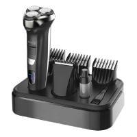 Acessórios para cabeleireiro kit barbeador elétrico