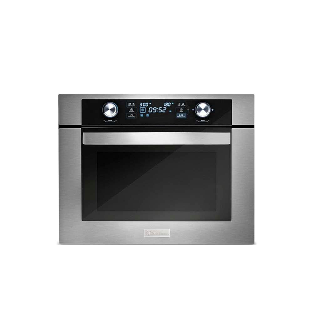 34d550aaf forno com microondas de embutir midea desea l v with cozinha planejada com  forno de embutir
