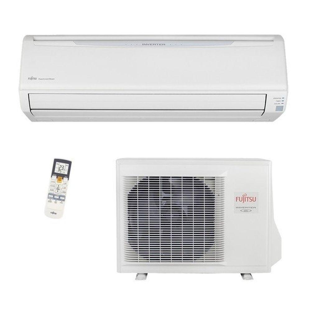 5cb6277aa Ar Condicionado Split Hi Wall Inverter Fujitsu 18.000 Btus Quente e Frio  220v