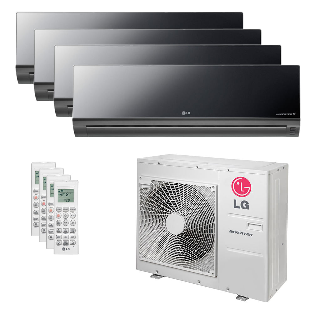 Ar Condicionado Multi Split Inverter Lg Artcool 30 000