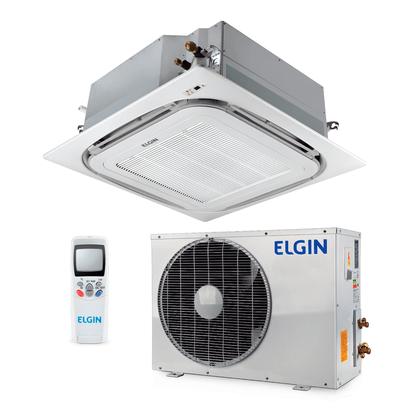 Ar-Condicionado-Split-Elgin-Cassete-360º-Atualle-Eco-36.000-BTU-h-Frio-220v