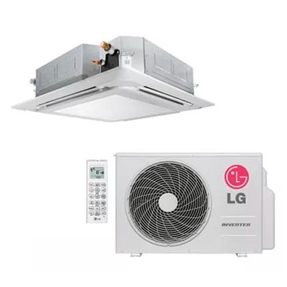 Ar-Condicionado-Split-LG-Cassete-Inverter-25.000-BTU-h-Frio-220v---AT-Q24GPLE5