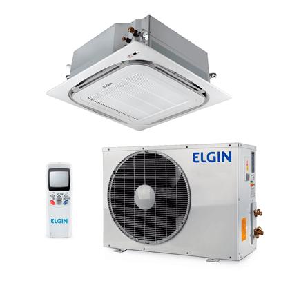 Ar-Condicionado-Split-Elgin-Cassete-48.000-BTU-h-Frio-380v