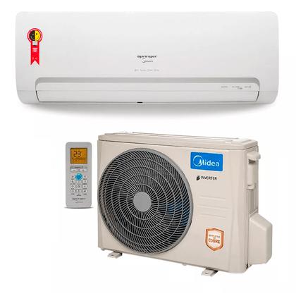 Ar-Condicionado-Split-Hi-Wall-Springer-Midea-Inverter-24.000-Btu-h-Frio---220v
