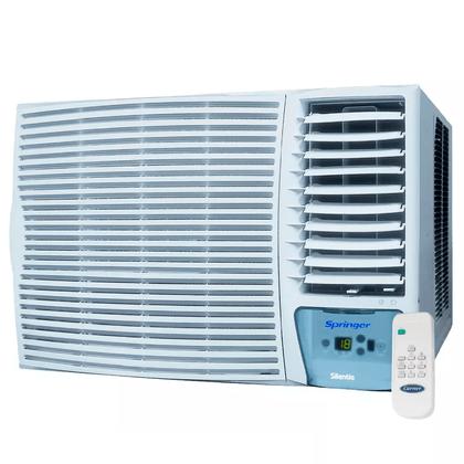 Ar-Condicionado-De-Janela-Springer-Silentia-Eletronico-18.000-Btu-h-Frio-220v
