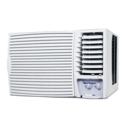 Ar-condicionado-de-janela-springer-21.000-Btu-h-frio-mecanico-silentia---220v