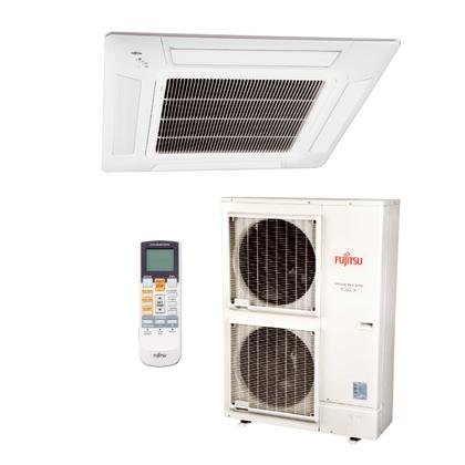 Ar-Condicionado-Split-Cassete-Inverter-Fujitsu-46.000-Btus-Quente-e-Frio-220v