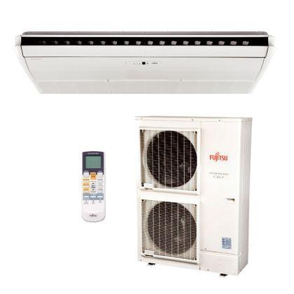 Ar-Condicionado-Split-Piso-Teto-Inverter-Fujitsu-42.000-Btus-Quente-e-Frio-Trifasico-380v