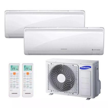 Ar-Condicionado-Multi-Split-Hi-Wall-Inverter-Samsung-17.000-Btus--2x-Evap.-9.000-Btus--Quente-e-Frio-220v
