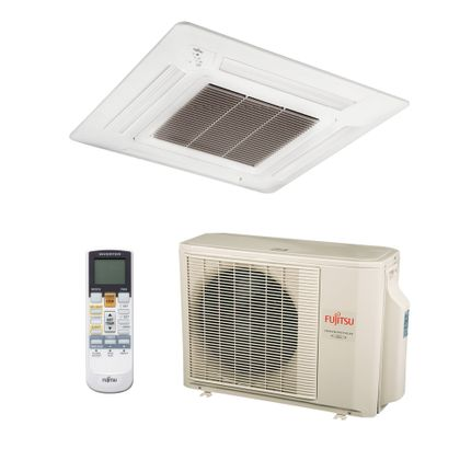 Ar-Condicionado-Split-Cassete-Inverter-Fujitsu-18.000-Btus-Quente-e-Frio-220v