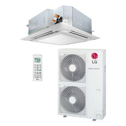 Ar-Condicionado-Split-Cassete-Inverter-LG-50.000-Btus-Quente-e-Frio-220v