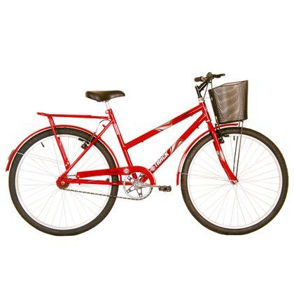 Bicicleta-Track-Bike-Aro-26-Practise-Feminina-Vermelha