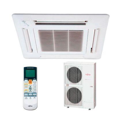 Ar-Condicionado-Split-Cassete-Inverter-Fujitsu-42-000-Btus-Quente-Frio-380v-Trifasico-1
