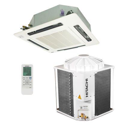 Ar-Condicionado-Split-Hitachi-Cassete-48.000-Btus-Frio-220v