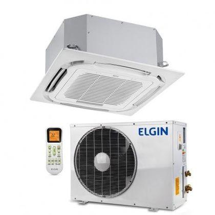 Ar-Condicionado-Split-Cassete-Eco-360°-Elgin-24.000-BTUs-Frio-220V