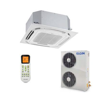 Ar-Condicionado-Split-Cassete-Eco-Plus-Elgin-60.000-Btus-Frio-Trifasico-220v