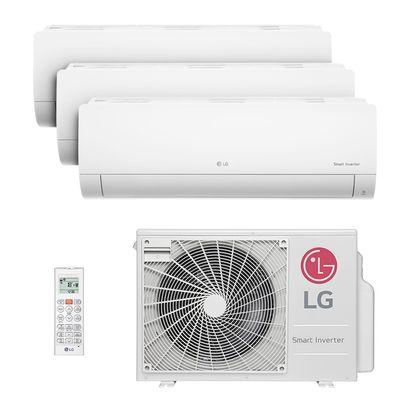 Ar-Condicionado-Multi-Split-Inverter-LG-30.000-Btus--1x-Evap-9.000---1x-Evap-12.000---1x-Evap-18.000--Quente-e-Frio-220v