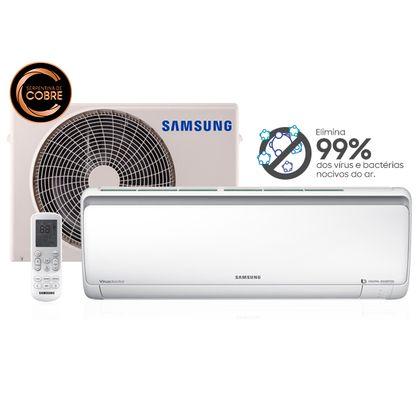 Ar Condicionado Split Digital Inverter Samsung 9.000 Btus Quente e Frio 220v