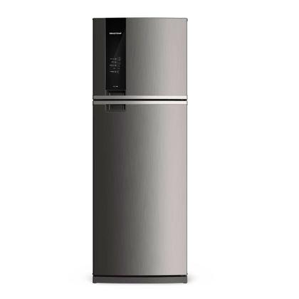 Geladeira-Refrigerador-Frost-Free-500L-Brastemp-BRM57AK-Evox-110V