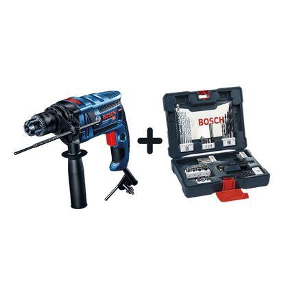 Combo-Furadeira-de-Impacto-Bosch-GSB-750W-16RE-127V---Broca-SDS-Plus-5x--6-8-10-12mm--